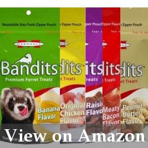 multi-flavored ferret food review