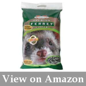marshall ferret litter for odor control reviews