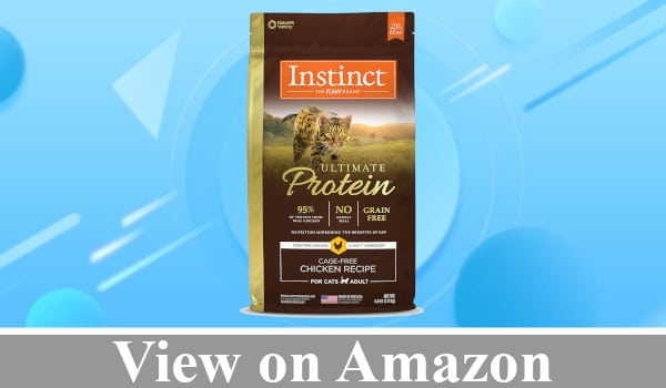 Instinct Ultimate Protein Natural Cat Food review