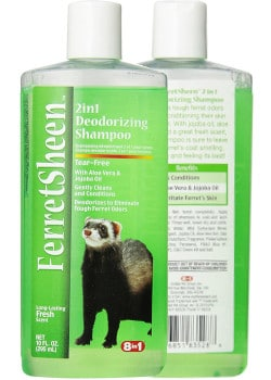 Ferretsheen 8 in 1 Shampoo