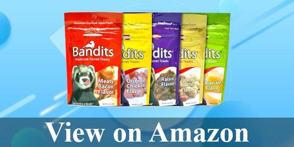 Marshall Bandits Premium Ferret Treats Pack Review