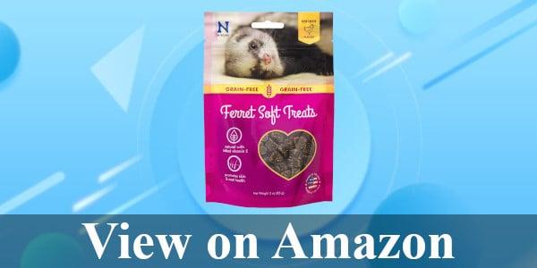 N-Bone Grain Free Chicken Soft Ferret Treats Review