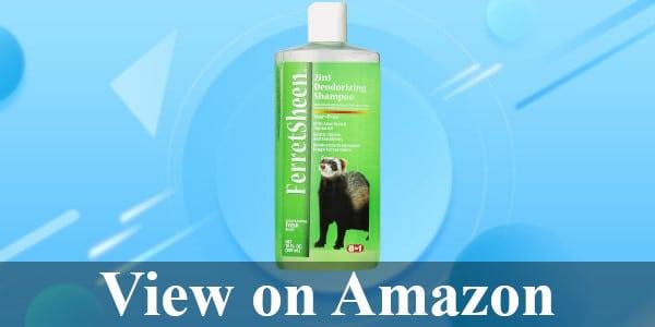 Ferretsheen Deodorizing Shampoo review