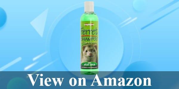 Marshall 8-Ounce Ferret Aloe Vera Shampoo review