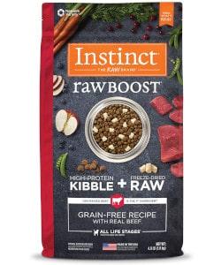 Instinct High Protein Pet Food