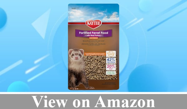 Kaytee Premium Ferret Diet review