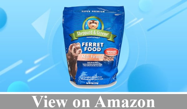 Sheppard and Greene Adult Ferret Food review