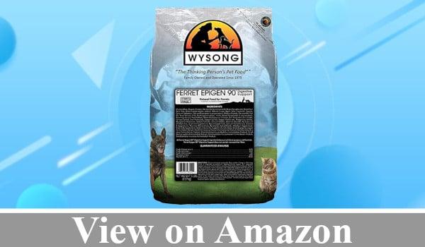 Wysong Ferret Epigen 90 Digestive Support review